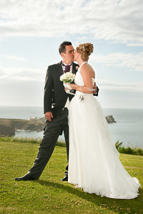 Atlantic Hotel wedding in Newquay 22