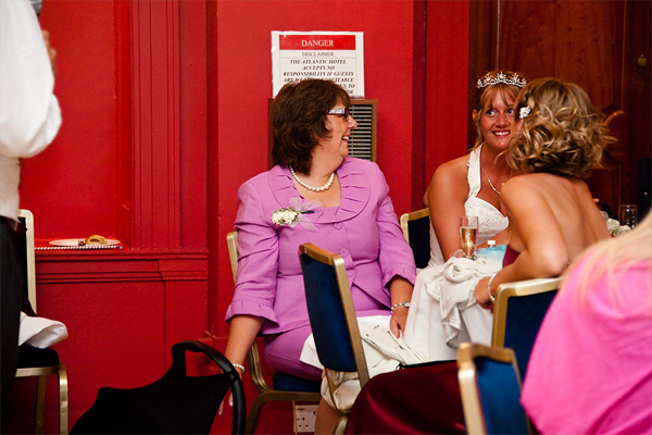 Atlantic Hotel wedding in Newquay 35