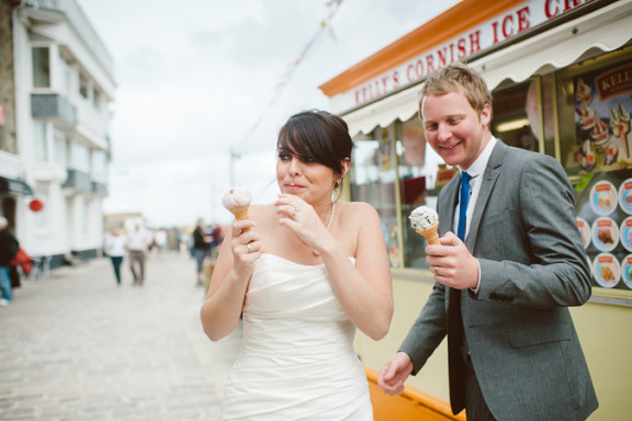 St Ives Post Wedding Shoot - Rachel & Chris