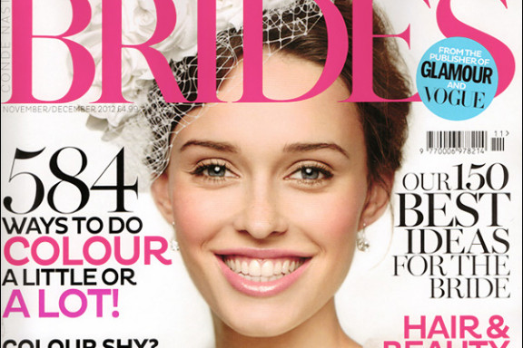 Brides Magazine: Featured Wedding Photographer