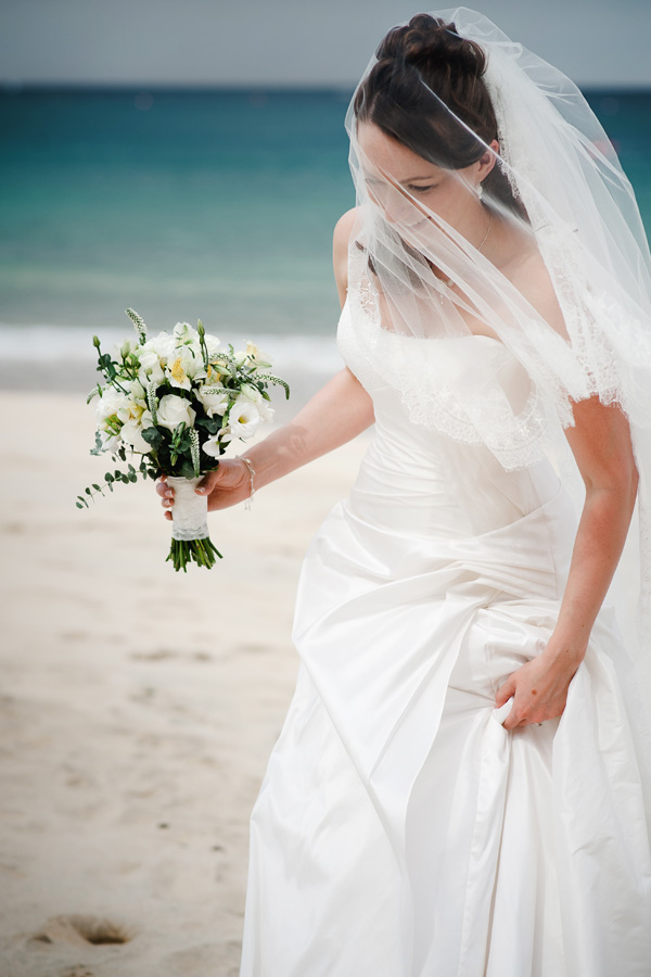 St Ives harbour Hotel beach wedding
