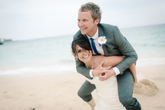 Chris & Rachel's St Ives Harbour Hotel Wedding