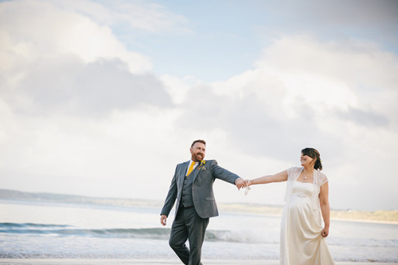 Carbis Bay Hotel Wedding Photos - Gary and Lian