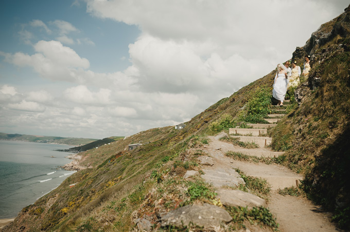 beach wedding Cornwall (81)