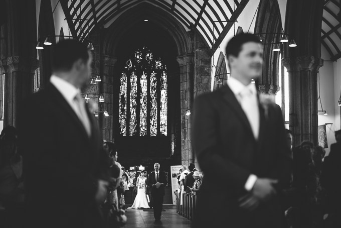 Wedding photo at St Andrew's Church in Plymouth, Devon (51)