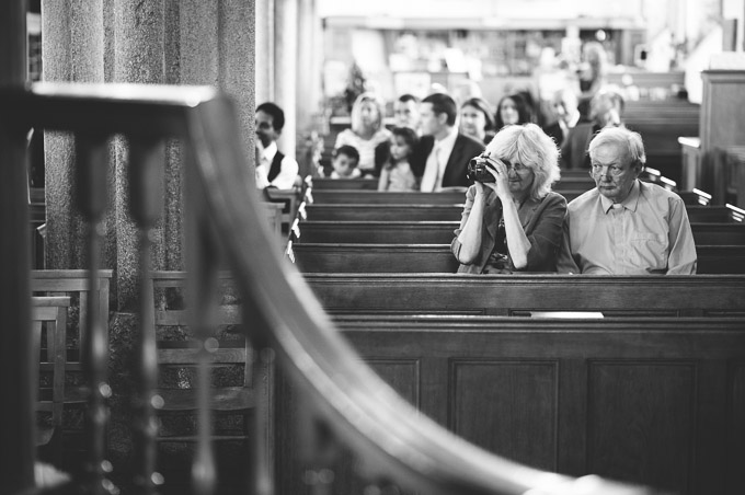 Wedding photo at St Andrew's Church in Plymouth, Devon (58)