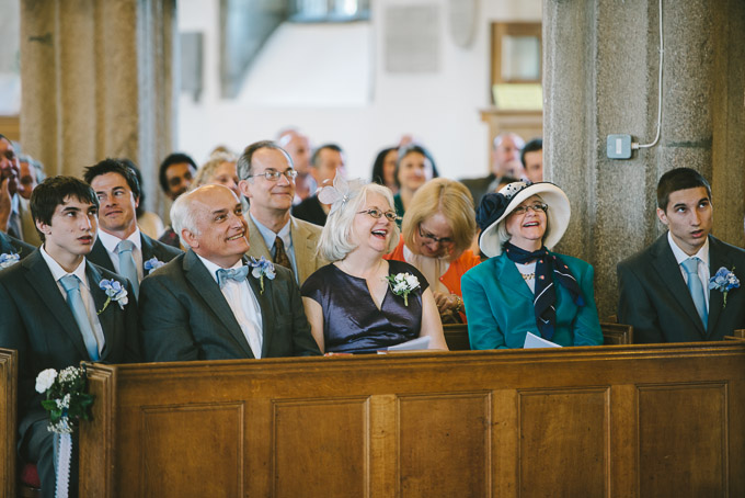 Wedding photo at St Andrew's Church in Plymouth, Devon (71)