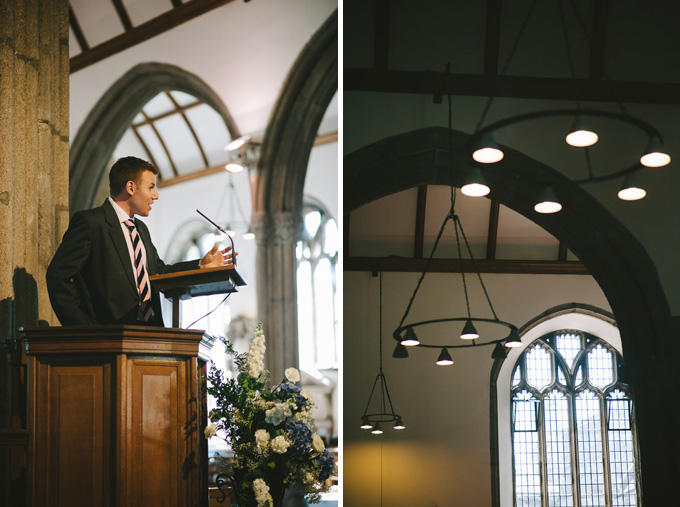 Wedding photo at St Andrew's Church in Plymouth, Devon (72)