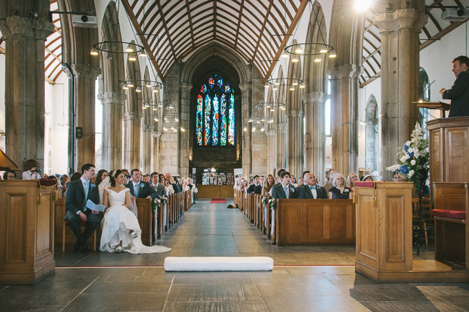 Wedding photo at St Andrew's Church in Plymouth, Devon (74)