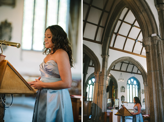 Wedding photo at St Andrew's Church in Plymouth, Devon (77)