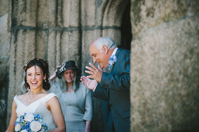 Wedding photo at St Andrew's Church in Plymouth, Devon (84)