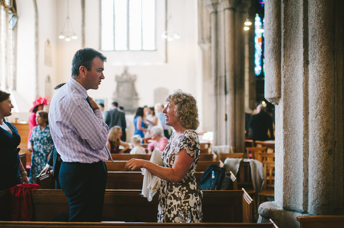 Wedding photo at St Andrew's Church in Plymouth, Devon (99)