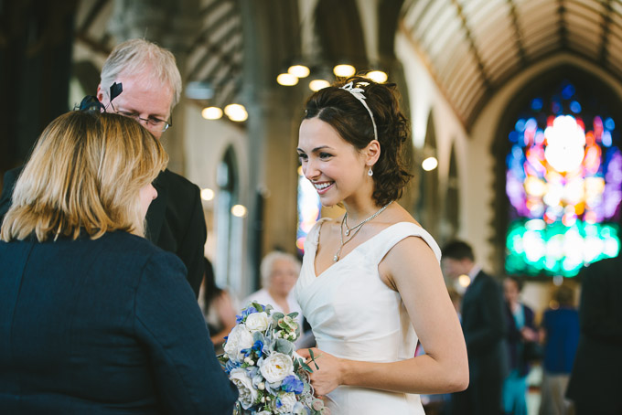 Wedding photo at St Andrew's Church in Plymouth, Devon (109)