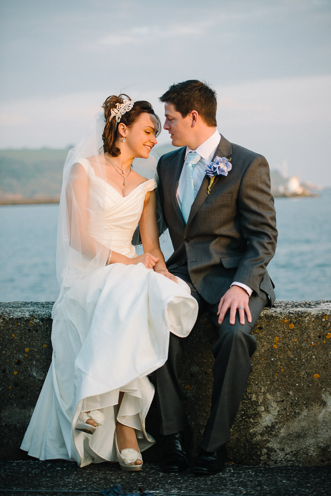 Wedding photo at St Andrew's Church in Plymouth, Devon (125)