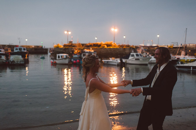 New Harbour Restaurant wedding Newquay (98)