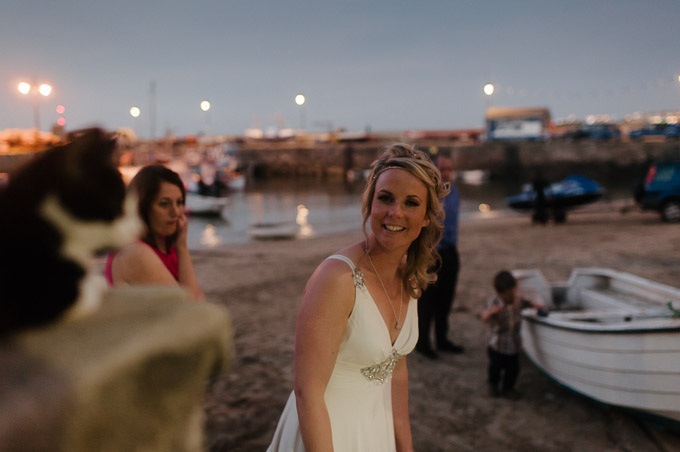 New Harbour Restaurant wedding Newquay (201)