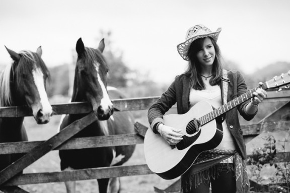 Portrait Photography for Singer/Songwriter Danielle