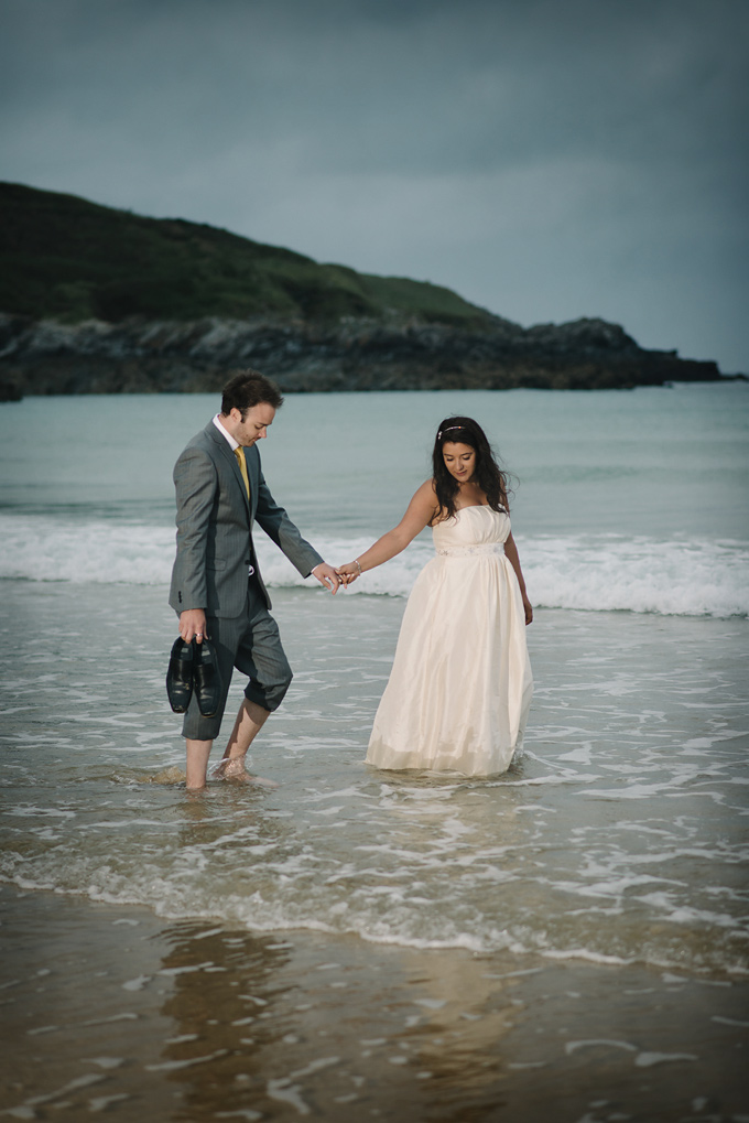 Rock the dress shoot in Cornwall (5)