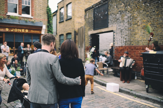 Engagement photography at London Columbia Road Flower Market (4)