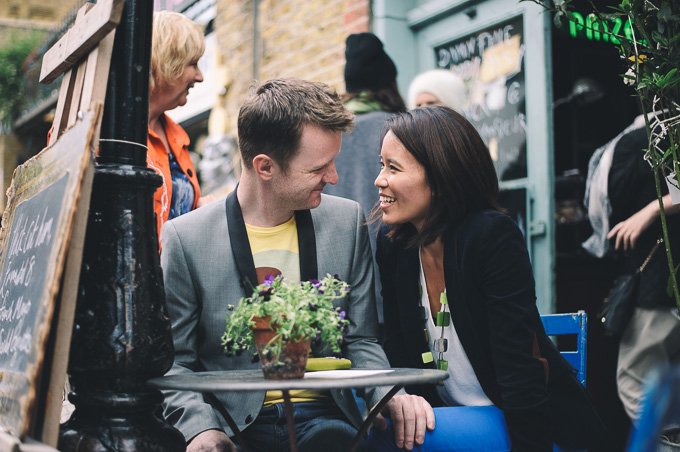 Engagement photography at London Columbia Road Flower Market (29)