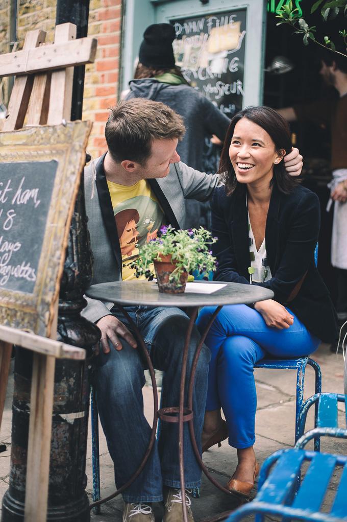 Engagement photography at London Columbia Road Flower Market (31)