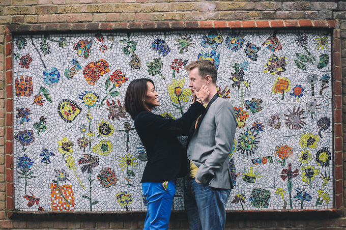 Engagement photography at London Columbia Road Flower Market (35)