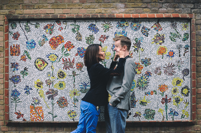 Engagement photography at London Columbia Road Flower Market (36)