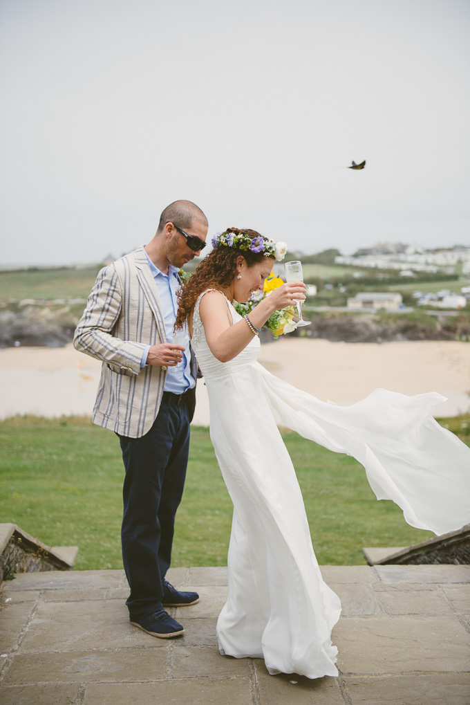 Treyarnon Bay and Bodmin Registry Office wedding (96)