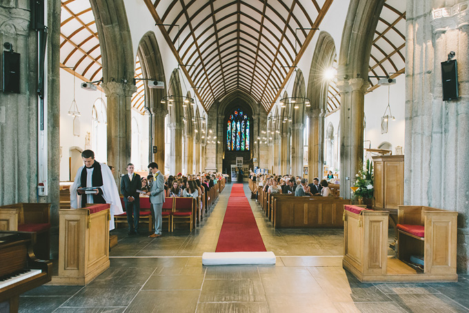 St Andrew's Church and Langdon Court wedding photo 52