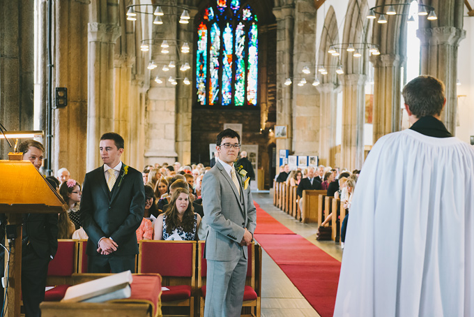 St Andrew's Church and Langdon Court wedding photo 54