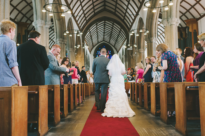 St Andrew's Church and Langdon Court wedding photo 57