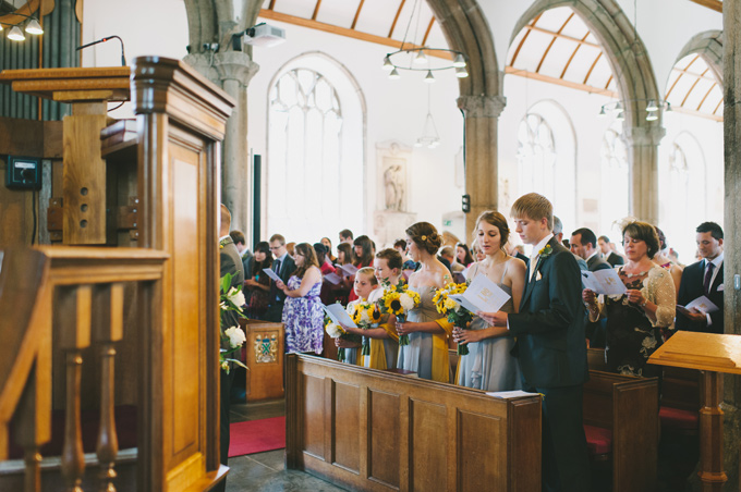 St Andrew's Church and Langdon Court wedding photo 60