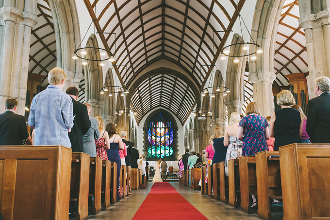 St Andrew's Church and Langdon Court wedding photo 62