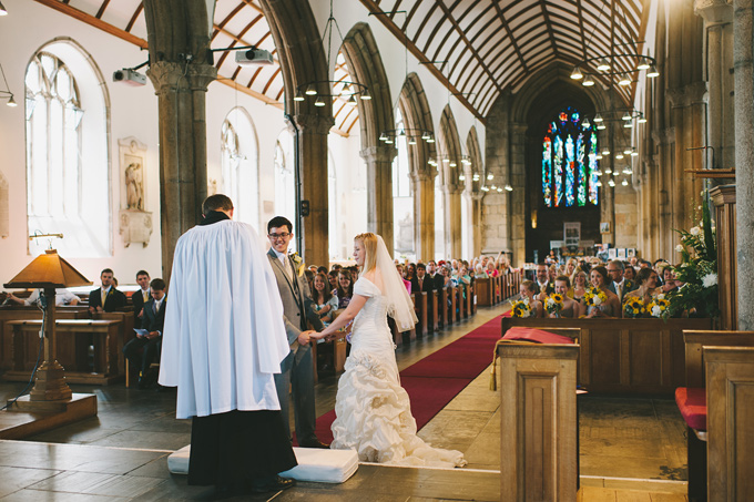 St Andrew's Church and Langdon Court wedding photo 71