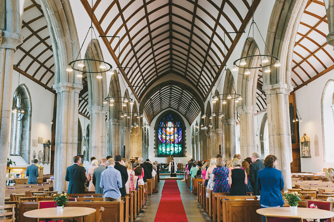 St Andrew's Church and Langdon Court wedding photo 78