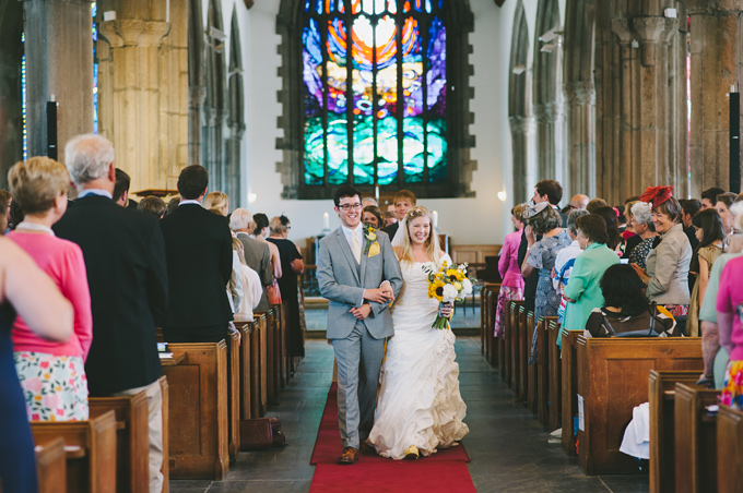 St Andrew's Church and Langdon Court wedding photo 80