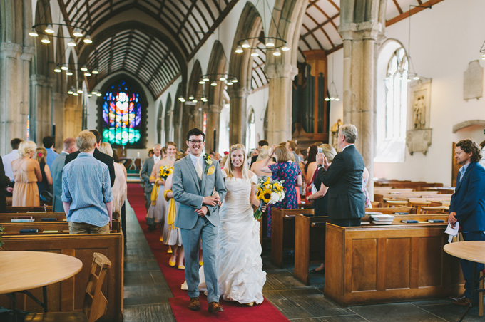 St Andrew's Church and Langdon Court wedding photo 81