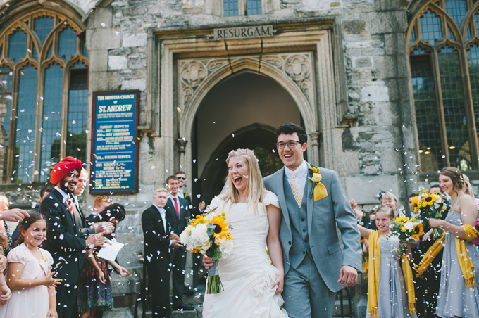St Andrew's Church and Langdon Court wedding photo 107