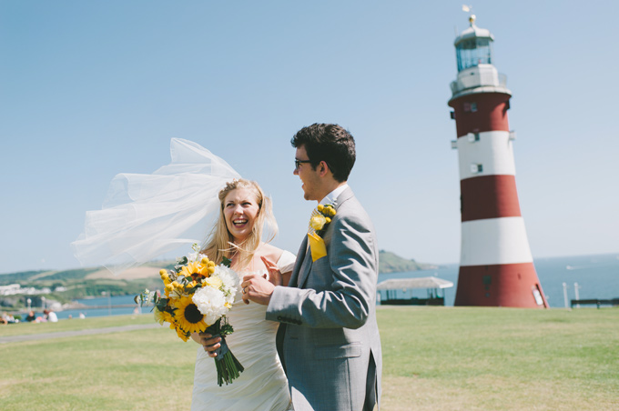 Plymouth Hoe wedding photo 113