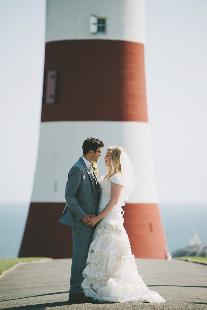 Plymouth Hoe wedding photo 115