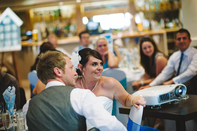 St Ives Harbour Hotel wedding, Chris and Rachel 128