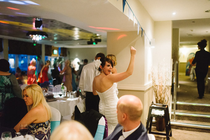 St Ives Harbour Hotel wedding, Chris and Rachel 155