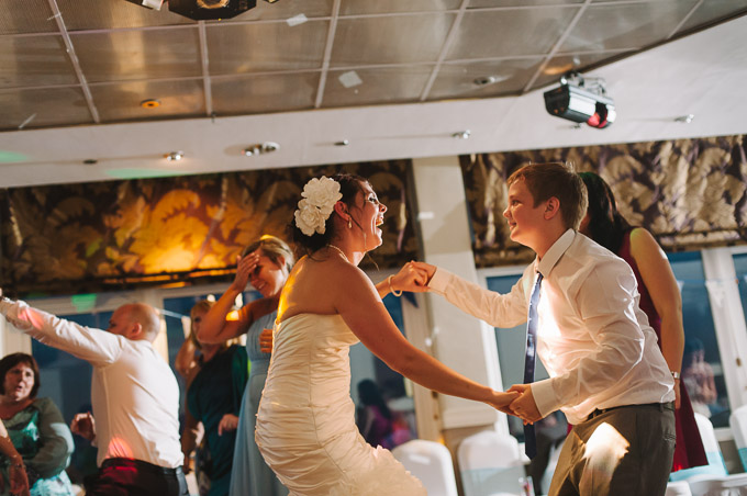 St Ives Harbour Hotel wedding, Chris and Rachel 159