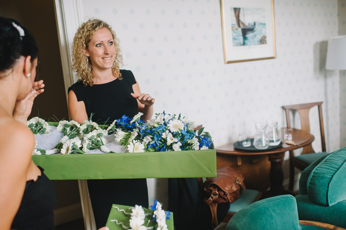 St Ives Harbour Hotel wedding, Chris and Rachel 16