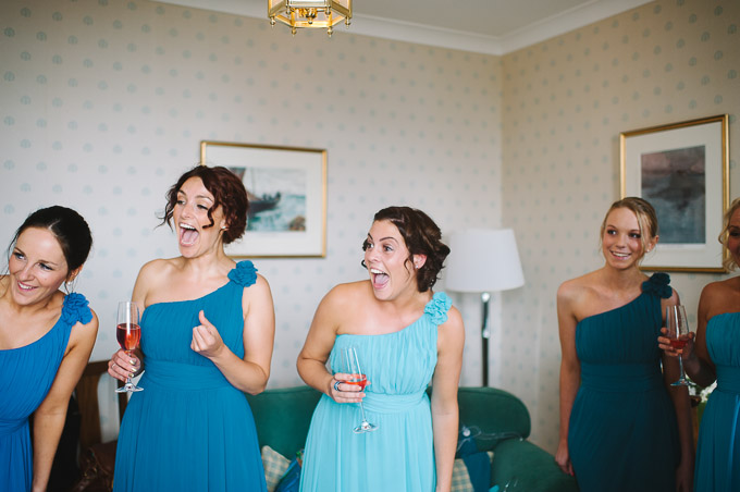 St Ives Harbour Hotel wedding, Chris and Rachel 25