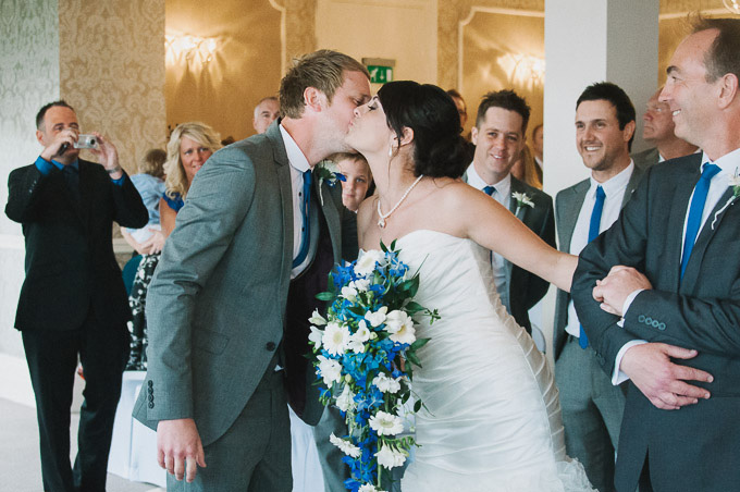 St Ives Harbour Hotel wedding, Chris and Rachel 53