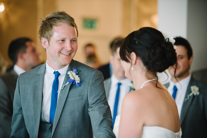 St Ives Harbour Hotel wedding, Chris and Rachel 54