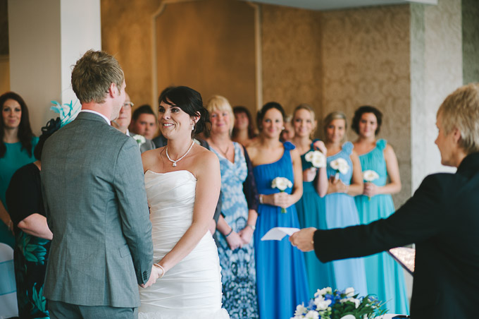 St Ives Harbour Hotel wedding, Chris and Rachel 66
