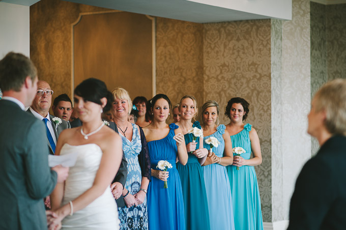 St Ives Harbour Hotel wedding, Chris and Rachel 68