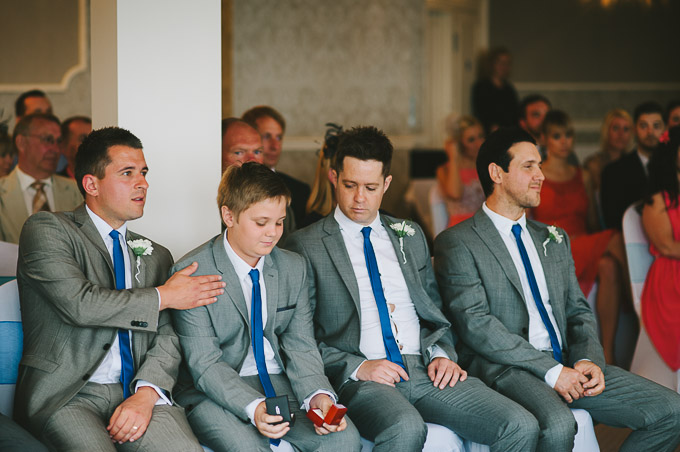 St Ives Harbour Hotel wedding, Chris and Rachel 71